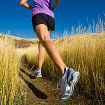 12张图告诉你怎样跑步是正确的