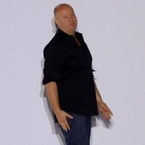 VOGUE专访Diesel Black Gold设计师Andreas Melbostad
