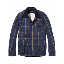 Scotch & Soda Amsterdams Blauw 2015秋冬系列