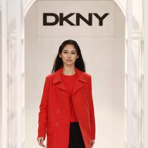 DKNY 2015秋季女装系列亮相北京SKP首届时装秀