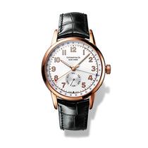 蒂芙尼CT60®限量版年历腕表入围 第15届日内瓦高级钟表大赏