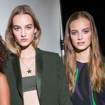 Versace式女孩的美丽特质 走进2016春夏后台