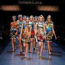 Dolce&Gabbana 2016年夏季女装
