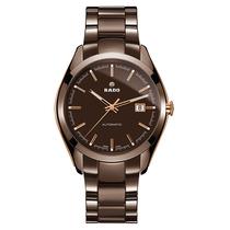 灿漫金秋 邂逅甜蜜,RADO瑞士雷达表巧克力棕色高科技陶瓷腕表