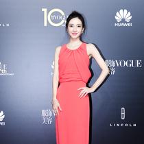 王丽坤现身VOGUE十周年盛典
