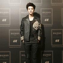 BALMAIN X H&M 设计师合作系列中国发布派对