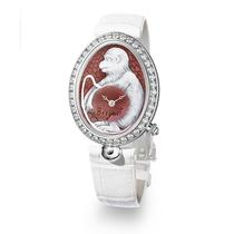 宝玑典藏时光之美 ——那不勒斯王后系列高级定制十二生肖猴年腕表
