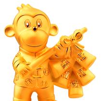 周生生「丙申年金猴系列」