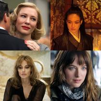 2015年那些电影中美人的最美瞬间