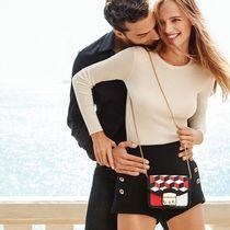 Furla 2016春夏广告大片 由马里奥•特斯蒂诺操刀呈现当代意大利的喜乐