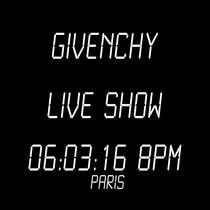 Givenchy 2016秋冬时装秀直播