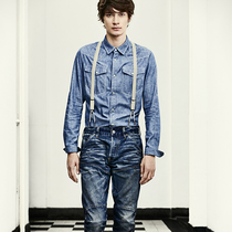 G-Star RAW 发布2016春夏RAW ESSENTIALS系列