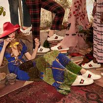 Gucci 2016早秋Ace系列球鞋