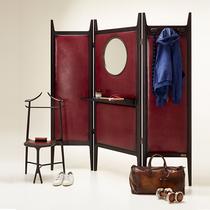 Berluti携手高端家具品牌Ceccotti Collezioni推出屏风叠椅系列