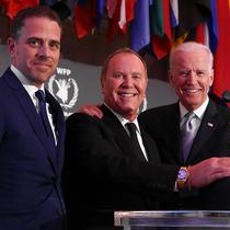美国副总统与世界粮食计划署共同嘉奖设计师Michael Kors
