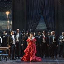 罗马歌剧院最新礼献Valentino Garavani与Giancarlo Giammetti携手创作 由Sofia Coppola执导的新版《茶花女》