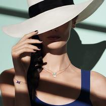 轻•夏十二时——CHAUMET推出Jeux de Liens、Hortensia绣球花、Josephine加冕•爱系列全新夏日珠宝臻品