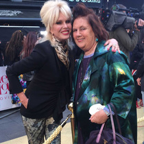 Absolutely Fabulous - And Not Just My Cameo Role!