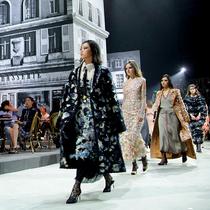 """2016 Chanel""""巴黎在罗马""""高级手工坊系列-活动盛事"""