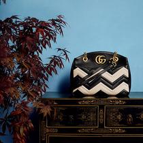 全新2016秋冬款GG Marmont系列手袋