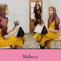 Mulberry 2016冬季广告大片  自我/映射