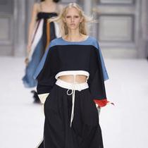 #Suzy巴黎时装周  Chloé和Vionnet:情意结