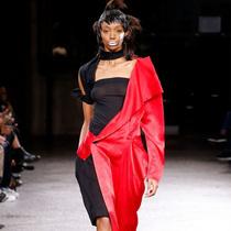 Suzy巴黎时装周  Yohji Yamamoto和Undercover:情感与时尚