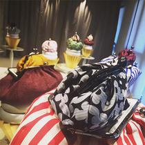 Weekend Max Mara SS17新款 PASTICCINO 手袋,如甜点般令人难以抗拒