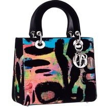 Dior Lady Art系列手袋发布