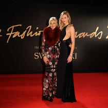 施华洛世奇荣耀携手2016年英国时尚大奖共襄全球时尚盛事