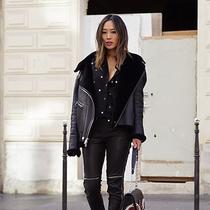 这件夹克 比羽绒服暖还比它时髦