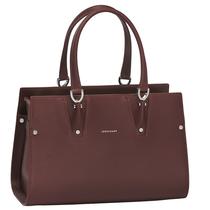 Olivia Palermo演绎Longchamp「珑骧」Paris Premier系列手袋
