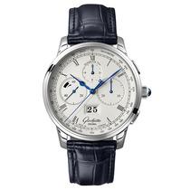 化繁为简 精确表达--格拉苏蒂原创议员大日历计时腕表