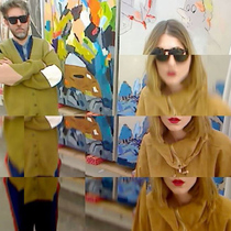 Stella McCartney 携手艺术家Petra Cortright 和Marc Horowitz 首次发布合作系列