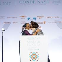 康泰纳仕国际奢侈品会议:时尚、奢侈品与甘地