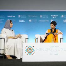 康泰纳仕国际奢侈品会议:Amal Al Raisi谈对阿曼女性之理解