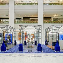 至臻幻境 梦回巴黎 CHAUMET尚美巴黎在北京SKP举办法式珍宝鉴赏展