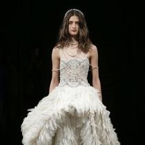 五月婚礼季 这里有最美的30件婚纱-风格示范