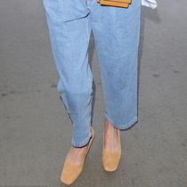 明星们都爱的方头鞋到底怎么穿才最时髦?-风格示范