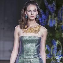 Chopard萧邦Silk Road系列 高级珠宝与高级定制时装的梦幻邂逅