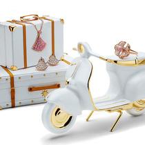 七夕,一封罗马假日邀请 宝格丽Divas' Dream系列粉色限量款甜美上市