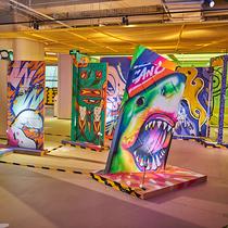 街头艺术绽放西单大悦城 主题街区样街诠释别样潮酷活力-派对与盛事