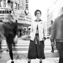 2017年秋季Tech Fleece 集结科技、设计、造型穿搭的多样感官体验