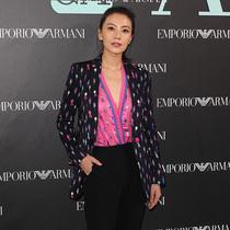 伦敦2018春夏时装周 高圆圆、Olivia Palermo助阵Emporio Armani专场秀