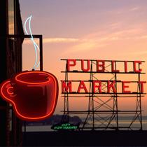 咖啡遇上西雅图