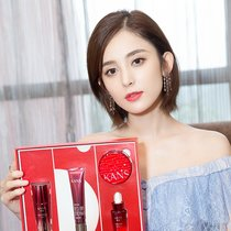 韩束15周年新品璀璨发布,水光女神娜扎出席新品上市发布会活动