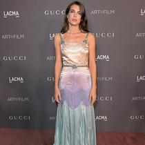 众星均穿着 Gucci 出席第七届艺术与电影盛典