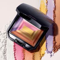 一盒多变耀现你的光芒 资生堂七色蜜粉2018年1月全新上市-最热新品
