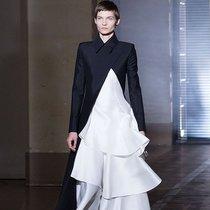 Givenchy高级定制时装周秀场氛围-秀场花絮