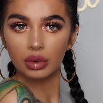 2018年的新唇色,可以这样玩-彩妆